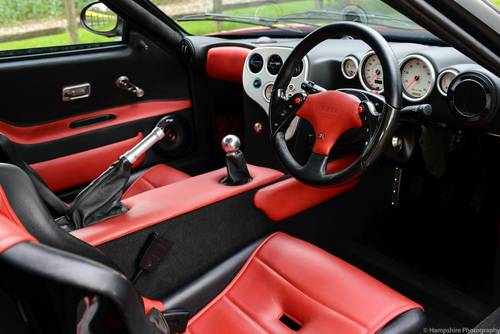 2003 Noble M12 GTO 3R SOLD (picture 5 of 6)