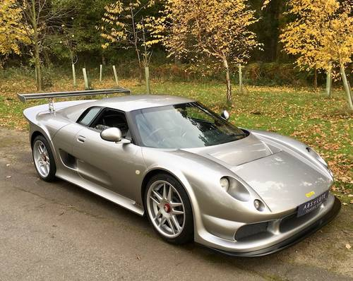 2003 Noble M12 GTO 3 - Immaculate and Rare 1 of 116 built SOLD (picture 1 of 6)