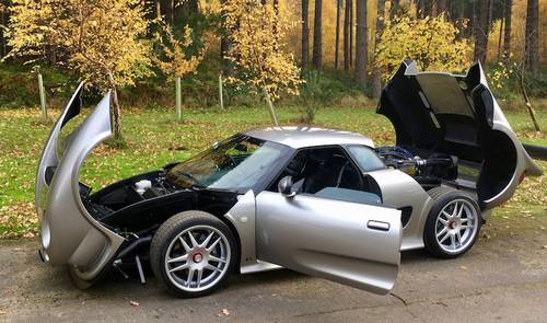 2003 Noble M12 GTO 3 - Immaculate and Rare 1 of 116 built SOLD (picture 6 of 6)