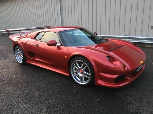 2002 52 NOBLE M12 GTO 2.5V6 TWIN TURBO SOLD (picture 1 of 6)