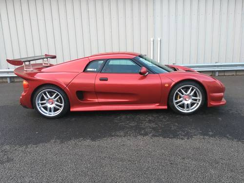 2002 52 NOBLE M12 GTO 2.5V6 TWIN TURBO SOLD (picture 2 of 6)