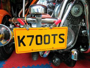 TOOTS TOOTY K70OTS on retention For Sale