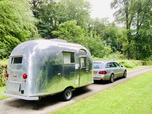 1960's Airstream Bambini 18ft For Sale