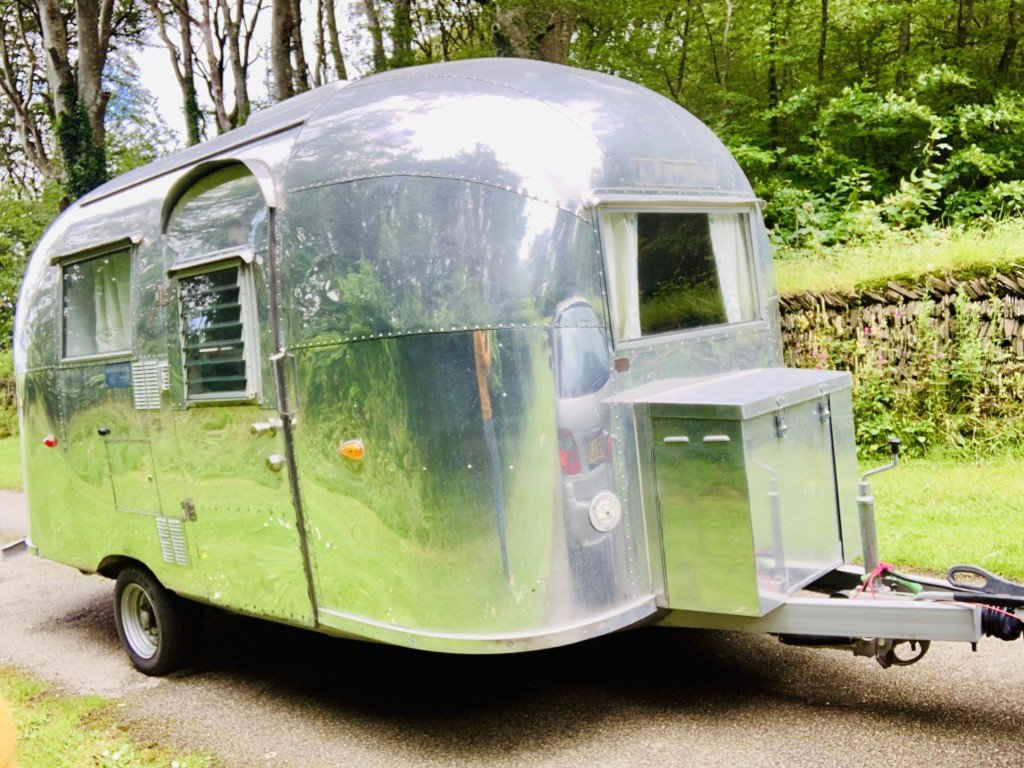 1960's Airstream Bambini 18ft For Sale (picture 2 of 6)