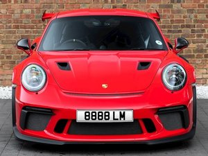 8888 LM cherished number plate