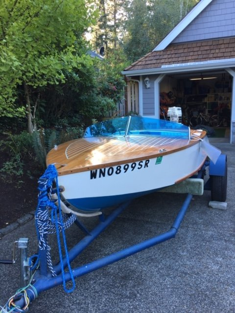 1957 HMMD Axnell Antique Cruiser - Lot 615 For Sale by Auction (picture 1 of 2)