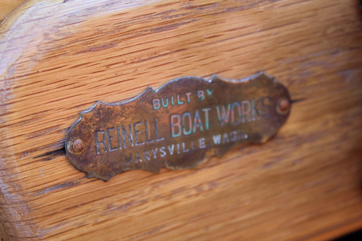1928 Reinell Wooden Runabout - Lot 619 For Sale by Auction (picture 6 of 6)