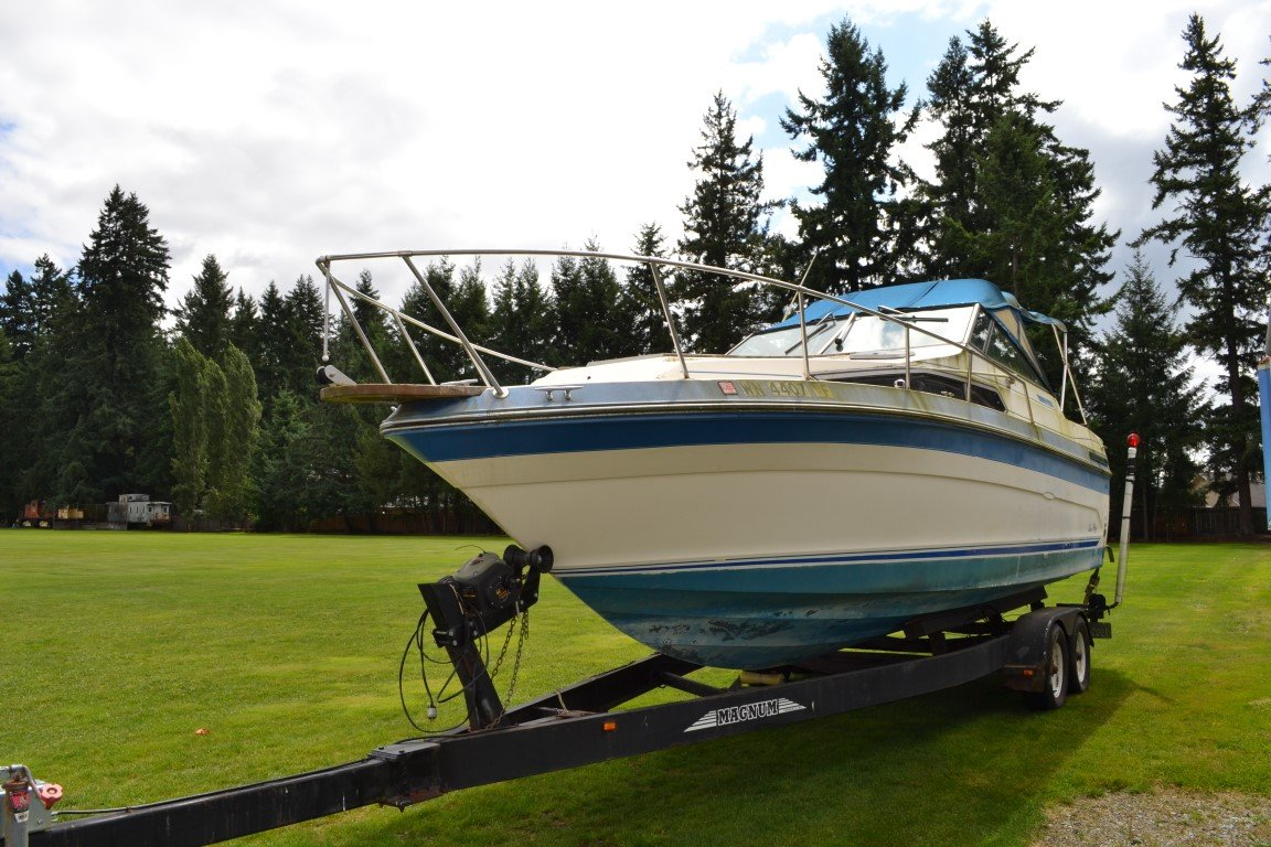 1997 Searay Sunrunner W2004 Trailer - Lot 681 For Sale by Auction (picture 2 of 4)