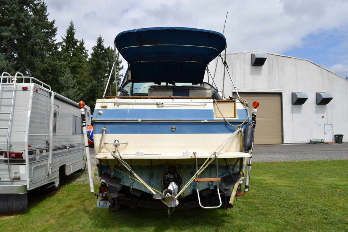 1997 Searay Sunrunner W2004 Trailer - Lot 681 For Sale by Auction (picture 3 of 4)