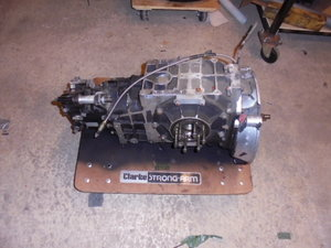 2000 Staffs Gearbox