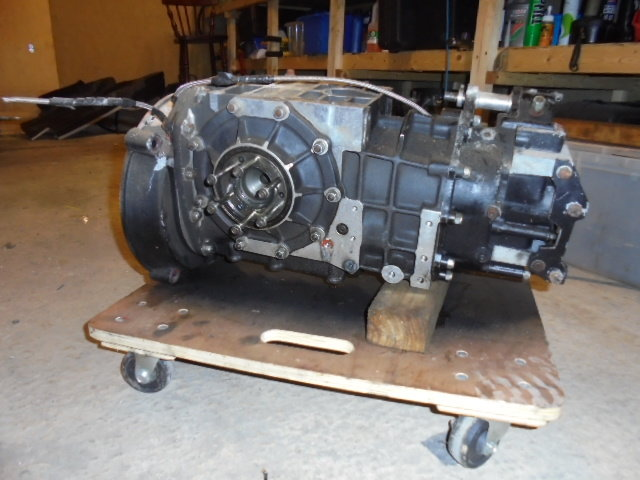 2000 Staffs Gearbox For Sale (picture 3 of 4)