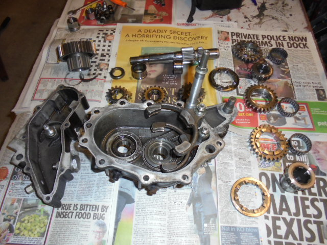 2000 Staffs Gearbox For Sale (picture 4 of 4)