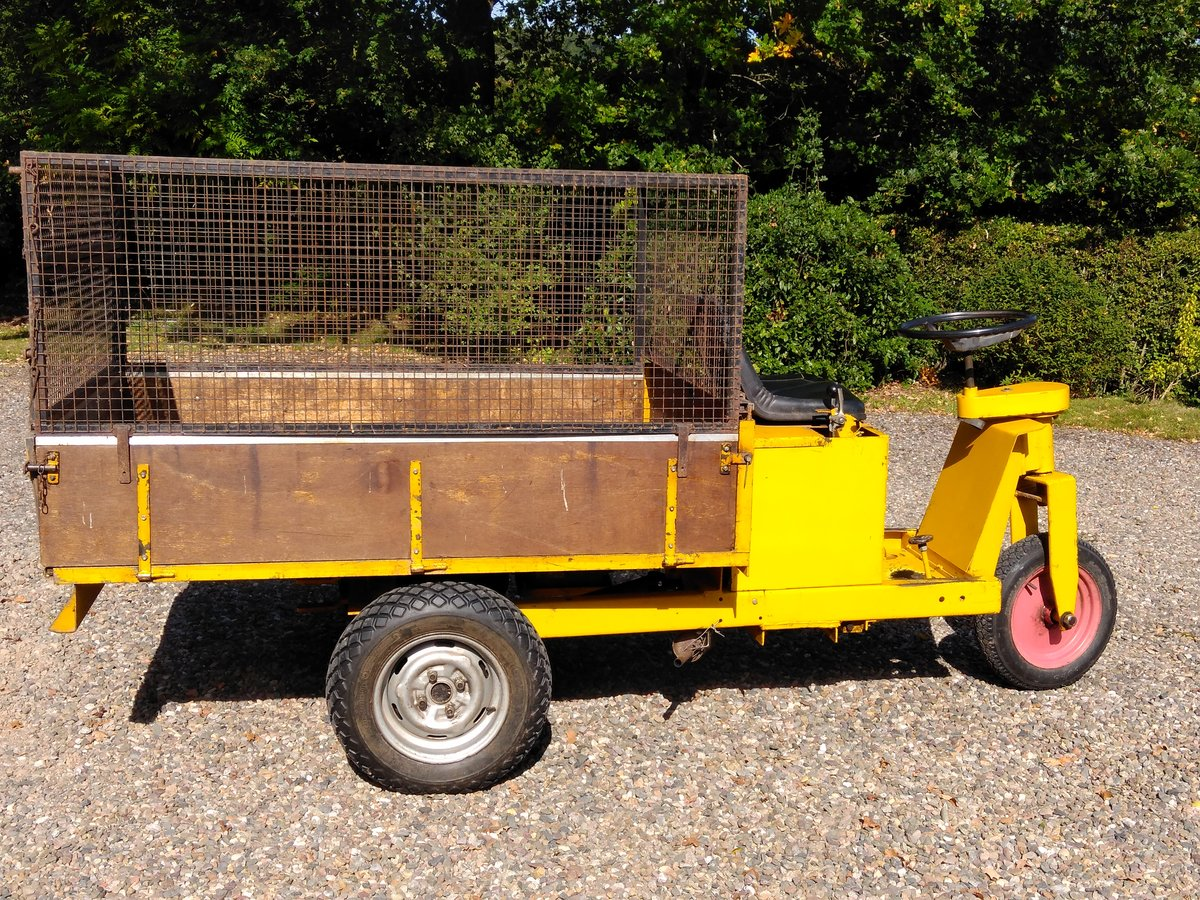 1965 Bonser Truck For Sale (picture 1 of 5)