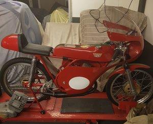 Motobimm 50cc classic race bike