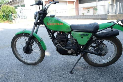 1976 Ossa 350 Trial For Sale (picture 1 of 6)