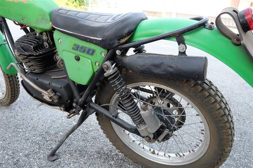 1976 Ossa 350 Trial For Sale (picture 4 of 6)