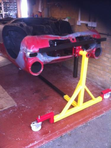 2017 Standard rollover jig with wheel kit For Sale (picture 3 of 3)