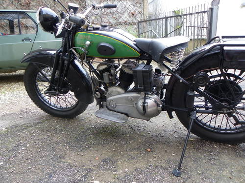 1931 Rene Gillet G1 750cc V twin For Sale (picture 5 of 6)