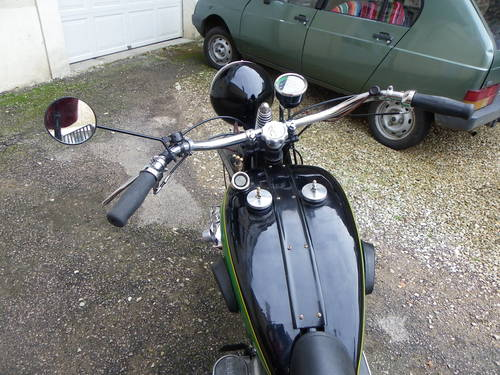 1931 Rene Gillet G1 750cc V twin For Sale (picture 6 of 6)