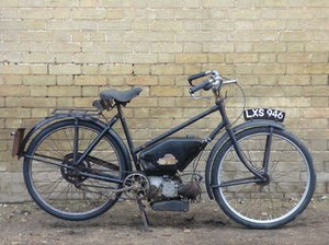 Picture of 1938 Norman Motobyk 98cc For Sale