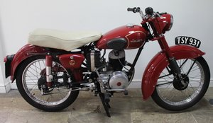 1954 Norman B2S Deluxe 197 cc Villiers Powered
