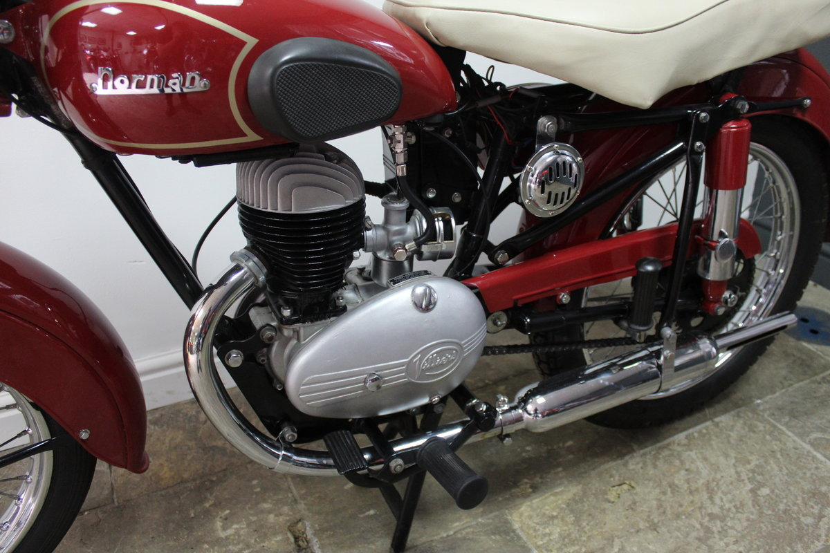 1954 Norman B2S Deluxe 197 cc Villiers Powered For Sale (picture 6 of 6)