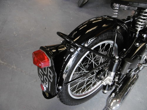 Norton ES2 One owner from 1951 till 2017  STUNNING  SOLD (picture 3 of 6)