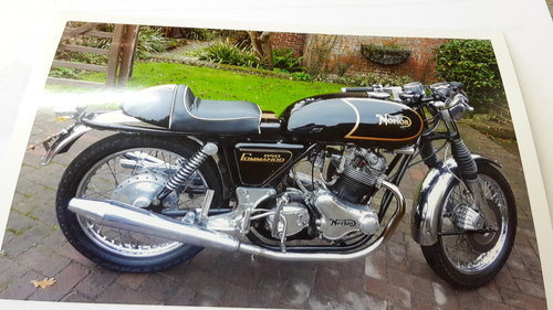 1974 For Sale Norton 850 Commando cafe racer For Sale (picture 1 of 2)