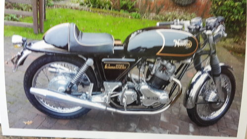 1974 For Sale Norton 850 Commando cafe racer For Sale (picture 2 of 2)