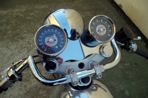 1972 Norton Commando Cafe Racer For Sale (picture 4 of 6)