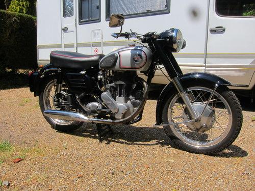 1952 1958 Norton ES2 SOLD | Car And Classic