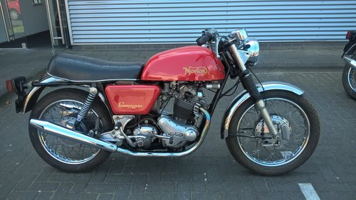 Norton commando 750 1971 For Sale (picture 1 of 6)