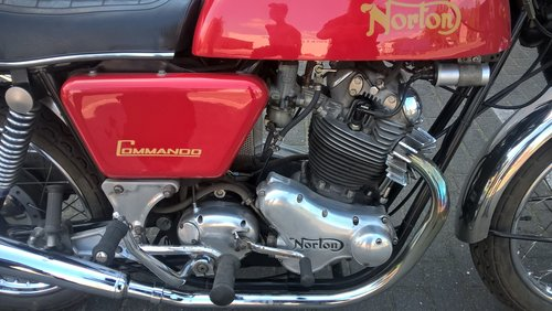 Norton commando 750 1971 For Sale (picture 2 of 6)