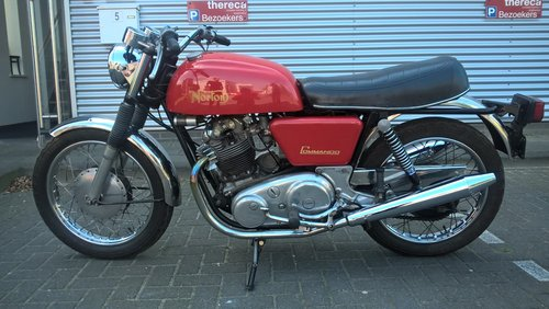 Norton commando 750 1971 For Sale (picture 4 of 6)