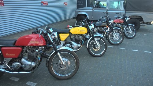 Norton commando 750 1971 For Sale (picture 6 of 6)