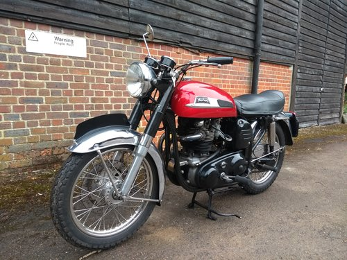 Norton 750 Atlas 1967 Featherbed Twin For Sale (picture 1 of 5)