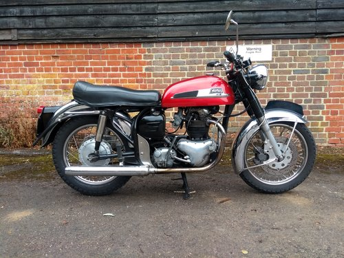 Norton 750 Atlas 1967 Featherbed Twin For Sale (picture 3 of 5)