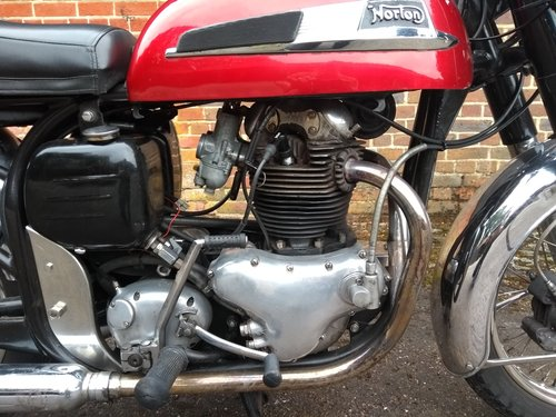 Norton 750 Atlas 1967 Featherbed Twin For Sale (picture 4 of 5)