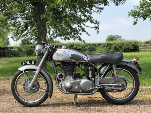 1953 500cc Norton International Clubman TT  SOLD (picture 2 of 6)