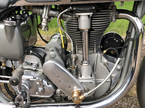 1953 500cc Norton International Clubman TT  SOLD (picture 3 of 6)