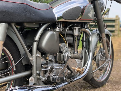 1953 500cc Norton International Clubman TT  SOLD (picture 5 of 6)