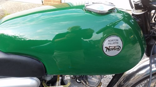 1968 Norton 750 Commando  Fastback For Sale (picture 4 of 6)