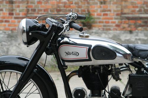 Norton International M30 500cc OHC 1948 For Sale (picture 5 of 6)