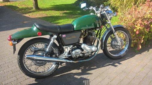 norton commando fast back 1971 For Sale (picture 1 of 6)