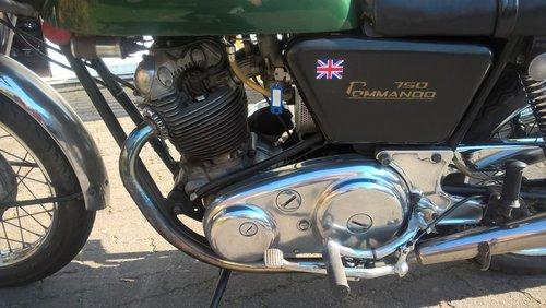 norton commando fast back 1971 For Sale (picture 4 of 6)