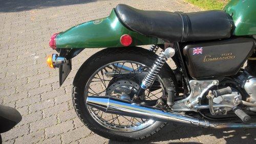 norton commando fast back 1971 For Sale (picture 5 of 6)