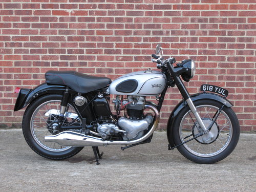 1954 Norton Dominator Model 7  For Sale (picture 1 of 6)
