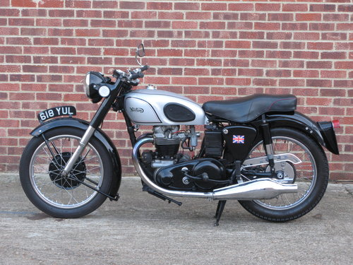 1954 Norton Dominator Model 7  For Sale (picture 4 of 6)