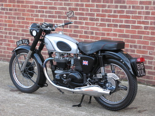 1954 Norton Dominator Model 7  For Sale (picture 6 of 6)