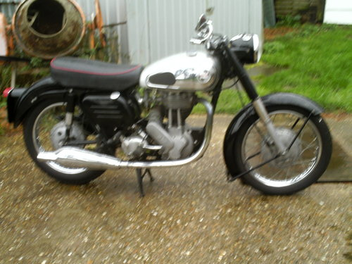 1958 NORTON ES2 500 SINGLE For Sale (picture 3 of 6)